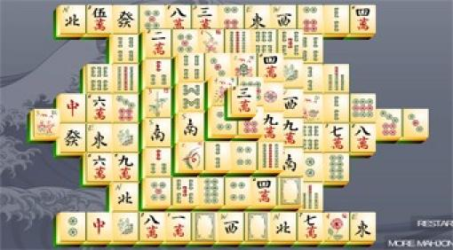 Mahjong Alte Version